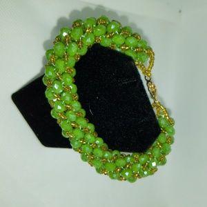 Jewelry - Green Bracelet